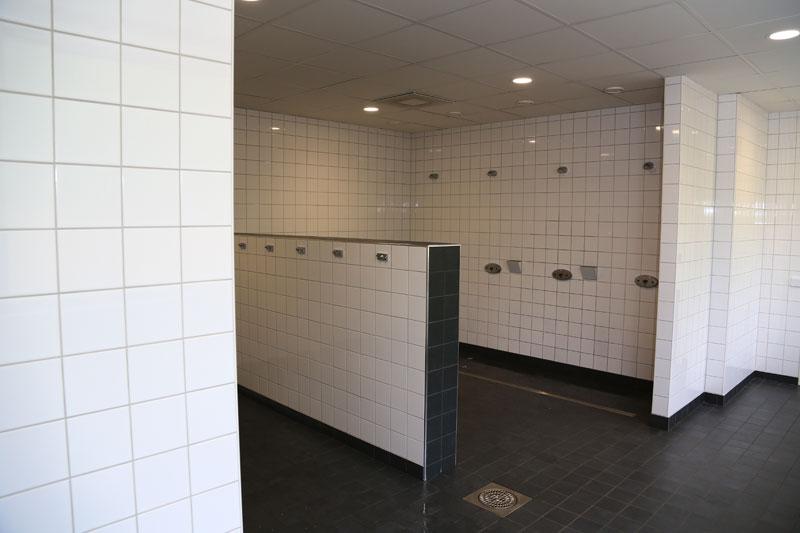 Duschrum