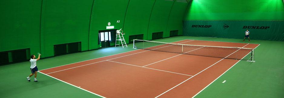 Abonnemang Tennis