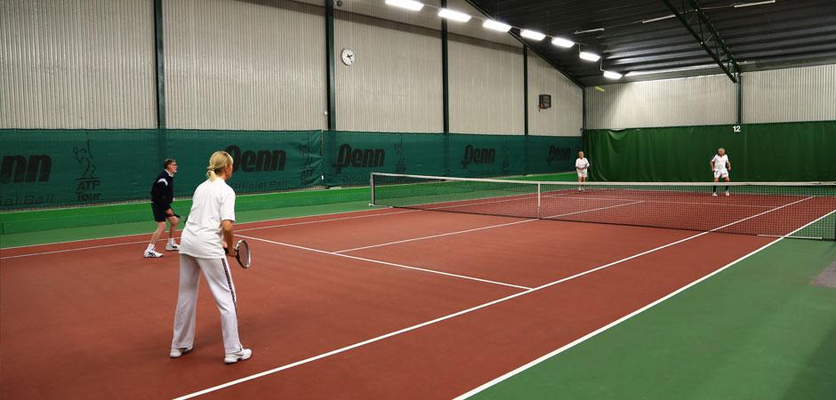 tennisbanor gratis stockholm